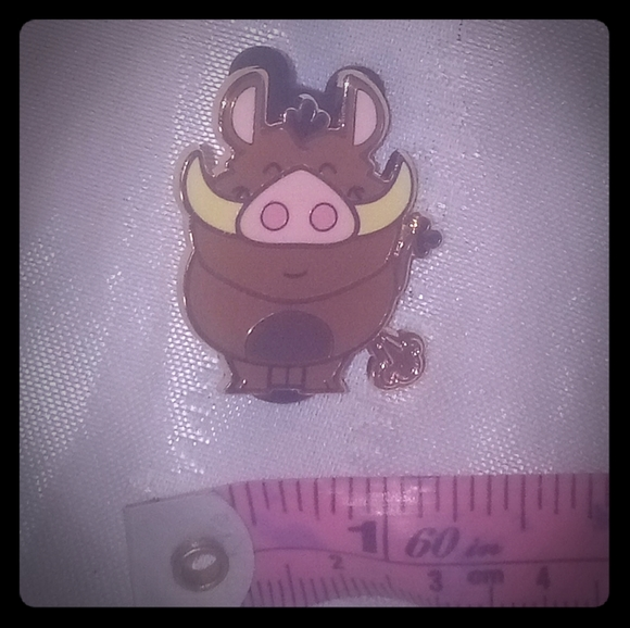 Disney Jewelry - Pooting pumba from the lion king